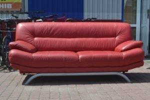 Ексклюзивний диван з натуральної шкіри, А10166-0
