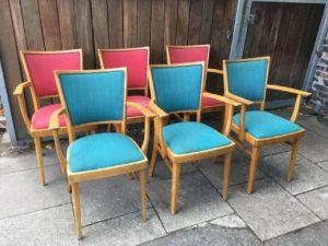 Комплект стільців, 6 шт, А10181-0