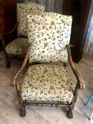 Крісло-трон, 2 шт, А10191-0