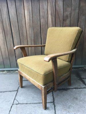 Коктейльне крісло 1950-х, А10155-0