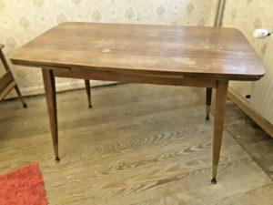 Розкладний стіл 1960х, А10204-0