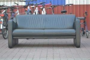 Шкіряний диван, А10311-0