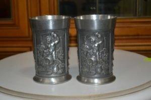 Старовинні стакани, А10296-0