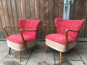 Крісла 1950-х, 2шт, А10151-0