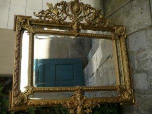 Антикварне дзеркало, А10343-0