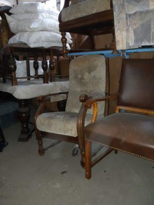 Крісло камінне, А10336-0