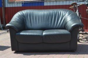 Шкіряний диван, А10414-0