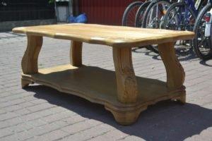 Журнальний стіл масив дуба, А10407-0