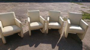 Коктейльні крісла, 4 шт, А10433-0